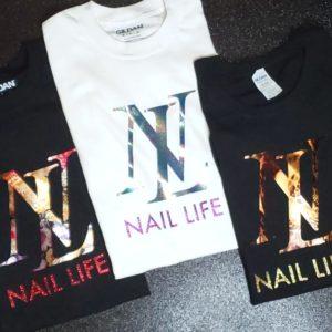 Nail Tech T-Shirts